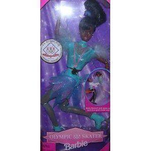 Barbie(バービー) Olympic Skater ドール 人形 フィギュア