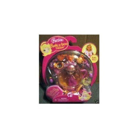 Barbie(バービー) Peek a Boo Petites Apricot Tea Ana #6 ドール 人形 フィギュア