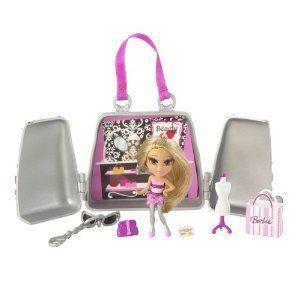 Barbie(バービー) Peek-A-Boo Petites: Fashionistas Shoulder Bag Sheila #69 - Purse Mini Doll ドール