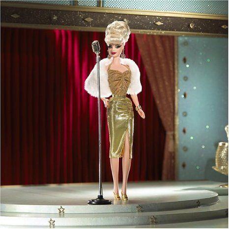 Barbie(バービー) Pin Up Girl Lady Luck ドール 人形 フィギュア