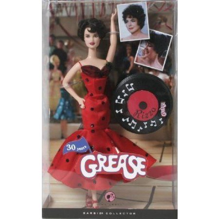 Barbie(バービー) ピンク Label Collection Grease Barbie(バービー) Doll - Rizzo ドール 人形 フィギュア