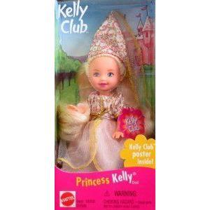 Barbie(バービー) PRINCESS KELLY Doll (1999 Kelly Club) ドール 人形 フィギュア
