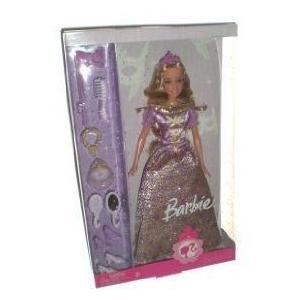 Barbie(バービー) Renaissance Princess Doll 紫の ドール 人形 フィギュア