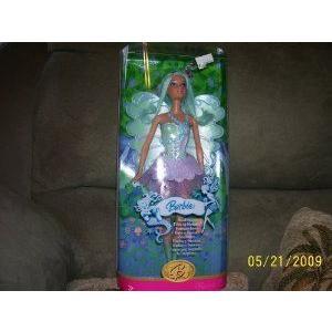 Barbie(バービー) SEA PIXIES SEAPIXIES TEAL & 紫の 2007 ドール 人形 フィギュア