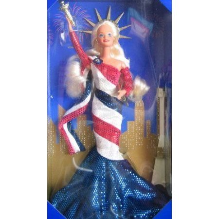 Barbie(バービー) Statue of Liberty 限定品 (限定品) FAO Schwarz Doll (1995) ドール 人形 フィギュア