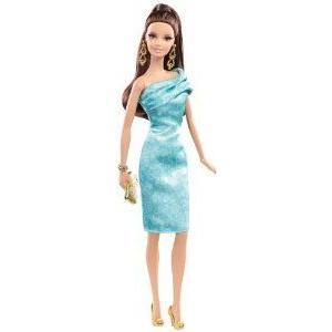 Barbie(バービー) The Look: 緑 Dress Barbie(バービー) Doll ドール 人形 フィギュア