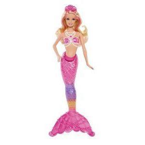 Barbie(バービー) The Pearl Princess Lumina Doll ドール 人形 フィギュア