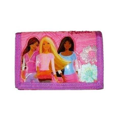 Barbie(バービー) Trifold Small Wallet ドール 人形 フィギュア