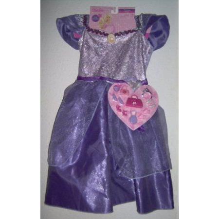Barbie(バービー) Truly Beautiful 紫の Princess Dress ドール 人形 フィギュア
