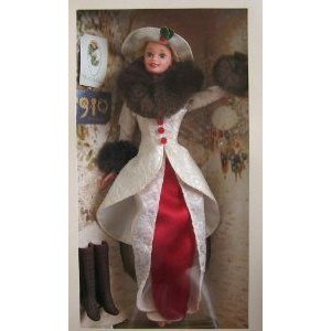 Barbie(バービー) Year 1995 Hallmark (ホールマーク) Special Edition 12 Inch Doll - Holiday Memories