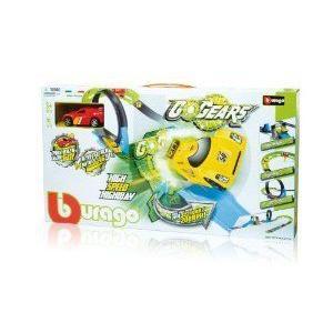 Bburago (ブラゴ) GoGears High Speed Highway プレイセット ミニカー ミニチュア 模型 プレイセット自動