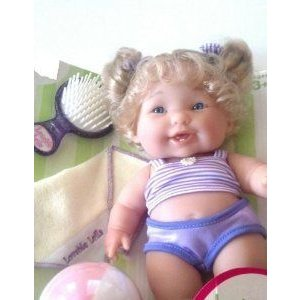 Berenguer Baby Steps 10 Lots to Love Beachtime Lovable Leila Blonde ドール 人形 フィギュア