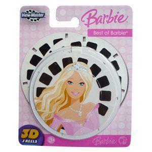 Best of Barbie(バービー) ViewMaster Reels & Barbie(バービー) Fun on the Go Kit ドール 人形 フィギ