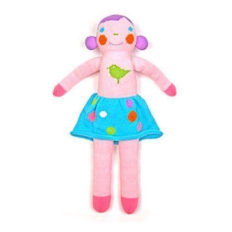 Blabla Girl Doll Violet ドール 人形 フィギュア