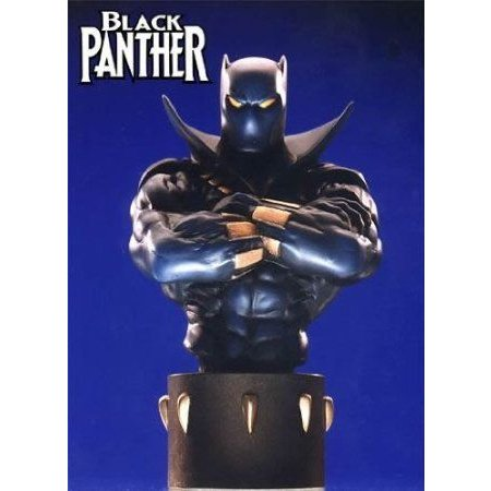 黒 Panther (Modern Variant) Mini Bust Bowen Designs! フィギュア おもちゃ 人形