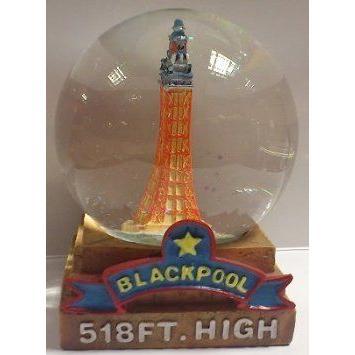 黒pool Snowglobe (Small) フィギュア おもちゃ 人形