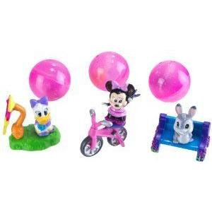 Blip Toys Squinkies (ぷにっキーズ) Minnie Mouse (ミニーマウス) Park Pals Series 2 Bubble Pack ドー