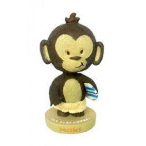 Bobble Head Doll - Moki (Surfer Monkey) ドール 人形 フィギュア