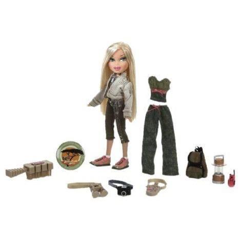 Bratz (ブラッツ) - Adventure Girlz Cloe ドール 人形 フィギュア