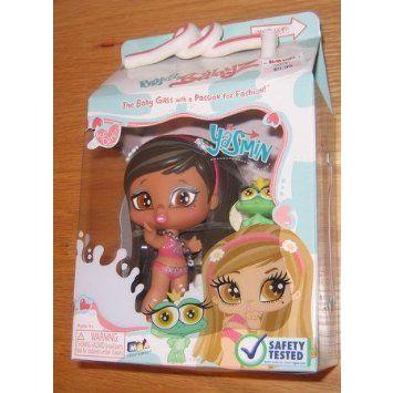Bratz (ブラッツ) Baby Yasmin in Milk Carton New in Box ドール 人形 フィギュア