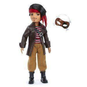 Bratz (ブラッツ) Bratz (ブラッツ) Masquerade Boyz Doll Pirate ドール 人形 フィギュア