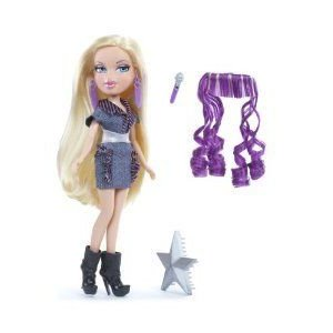 Bratz (ブラッツ) Bratz (ブラッツ) On The Mic Doll Pack Cloe ドール 人形 フィギュア
