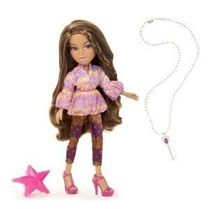 Bratz (ブラッツ) Desert Jewels Doll - Yasmin ドール 人形 フィギュア