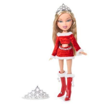 Bratz (ブラッツ) Holiday Doll: Cloe ドール 人形 フィギュア