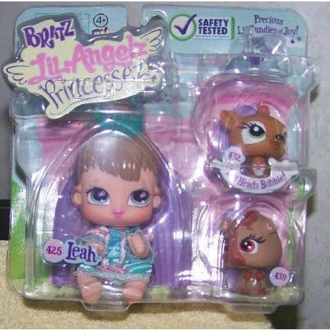 Bratz (ブラッツ) Lil' Angelz *Leah* Princessez ドール 人形 フィギュア