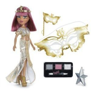 Bratz (ブラッツ) Masquerade Doll Odelia Egyptian Mummy ドール 人形 フィギュア