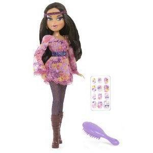 Bratz (ブラッツ) Totally Polished Doll, Yasmin ドール 人形 フィギュア