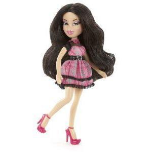Bratz (ブラッツ) Trend It Doll - Jade ドール 人形 フィギュア