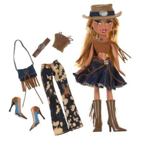 Bratz: Wild Wild West Doll - Fianna ドール 人形 フィギュア