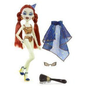 Bratzillaz Midnight Beach Doll - Meygana Broomstix ドール 人形 フィギュア