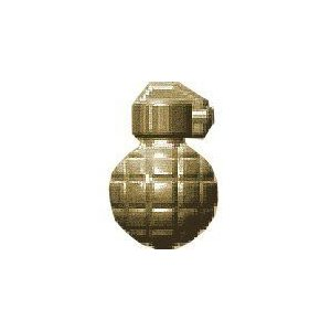 BrickArms 2.5 Scale Weapon MK2 Grenade Brass フィギュア おもちゃ 人形
