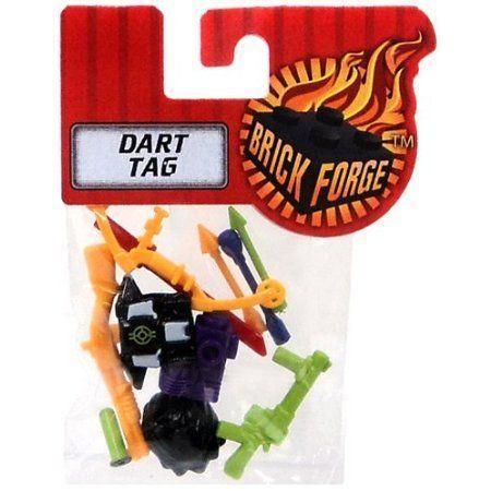 Brickforge 2.5 Scale Dart Tag Alpha Team Pack ブロック おもちゃ