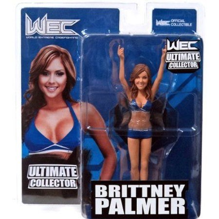 Brittney Palmer WEC (w/octagon card) Round 5 UFC (総合格闘技 アルティメット) Ultimate Collector Se