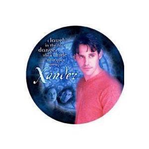 Buffy the Vampire Slayer Limited Edtion Ceramic Plate - Xander Series 1 フィギュア おもちゃ 人形