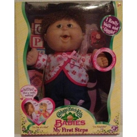 Cabbage Patch Kids (キャベツパッチキッズ) Babies *My First Steps* Joyce London ドール 人形 フィギ