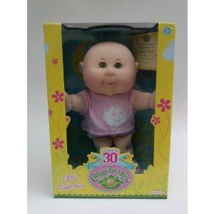 Cabbage Patch Kids (キャベツパッチキッズ) Newborns CPK Baby Doll 30 Years Celebration ドール 人形