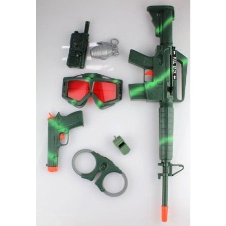 CAMO COLOR FRICTION M16 WITH ACCESSORIES フィギュア おもちゃ 人形