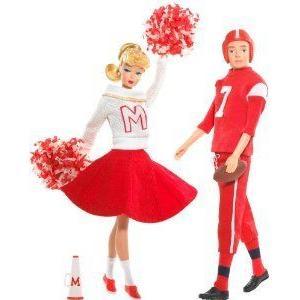 Campus Spirit - Barbie(バービー) Doll and Ken Doll Giftset ドール 人形 フィギュア