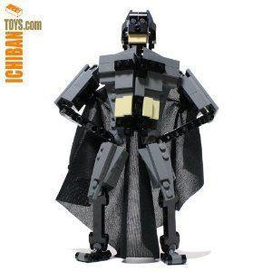 Caped Crusader - Custom LEGO (レゴ) Element Kit ブロック おもちゃ