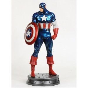 Captain America (キャプテンアメリカ) Avengers (アベンジャーズ) Bowen Designs Exclusive Statue フィ