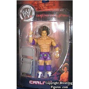 CARLITO BACKLASH PPV SERIES 13 WWE (プロレス) JAKKS WRESTLING フィギュア
