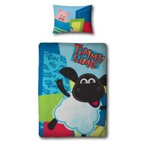 Character World Timmy Time Playtime Single Twin Duvet Set フィギュア おもちゃ 人形