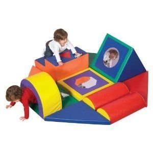 Children's Factory Shape & Play Obstacle Course