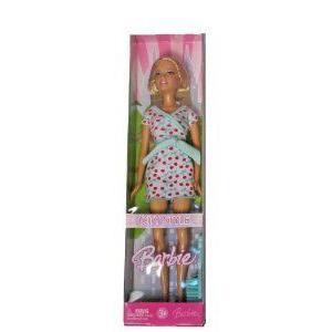 City Style Barbie(バービー) - Barbie(バービー) in a Cherry Dress ドール 人形 フィギュア