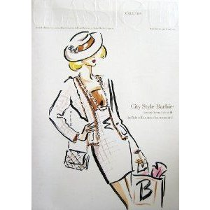 City Style Barbie(バービー) Doll by Janet ゴールドblatt Classique Collection 限定品 (限定品) 2nd in Se