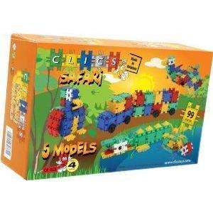 Clics Safari ブロック おもちゃ